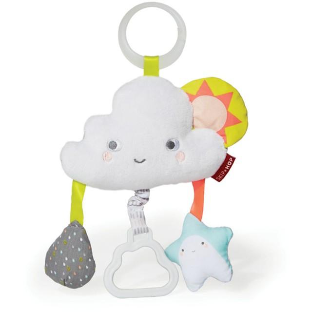 シルバークラウド ジッターストローラートイ おもちゃ おもちゃ・遊具・三輪車 ベビートイ (231)