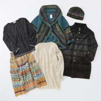 サトウセンイお楽しみ袋ファッションアイテム6点セット