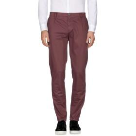 《期間限定セール開催中!》LIU JO MAN メンズ パンツ ボルドー 32 コットン 98% / ポリウレタン 2%