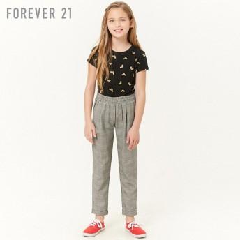 FOREVER21 フォーエバー21 【[KIDS]フラワープリントTシャツ】(5,000円以上購入で送料無料)