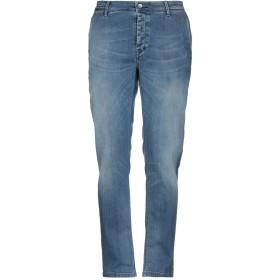 《送料無料》RE-HASH メンズ ジーンズ ブルー 31 コットン 92% / エラストマルチエステル 6% / ポリウレタン 2%