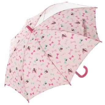 [50・55cm]傘 リボン シューズ・ファッション小物 レイングッズ 傘 (50)