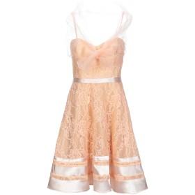 《期間限定セール中》VIVIEN V. LUXURY レディース ミニワンピース&ドレス ピンク 40 ポリエステル 100%
