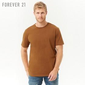 FOREVER21 フォーエバー21 【[MEN]クルーネックTシャツ】(5,000円以上購入で送料無料)