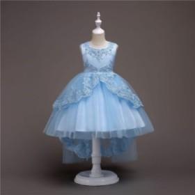 eb08aae153aef 子供ドレス ピアノ 発表会 ドレス 女の子ロングドレス 結婚式 七五三 演奏会 入学式