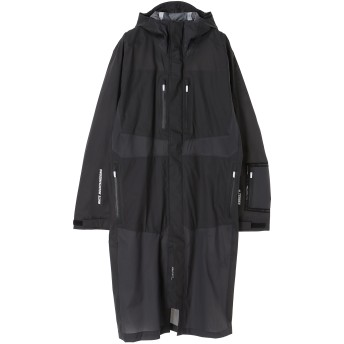 White Mountaineering adidas 3L LONG JACKET ナイロンジャケット,ブラック