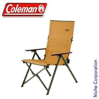 コールマン ファイアーサイドレイチェア コヨーテブラウン 2000034677 キャンプ チェア アウトドア