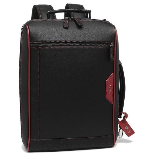 フルボデザイン リュックサック バッグパック メンズ Furbo design FRB021 KBWN ブラック ワイン