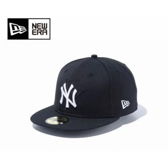 ニューエラ NEW ERA キャップ 帽子 メンズ 59FIFTY チームロゴカスタム ニューヨーク・ヤンキース NYスクリプト 11781653