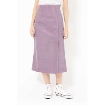 ROSE BUD / ローズ バッド コーデュロイタイトスカート