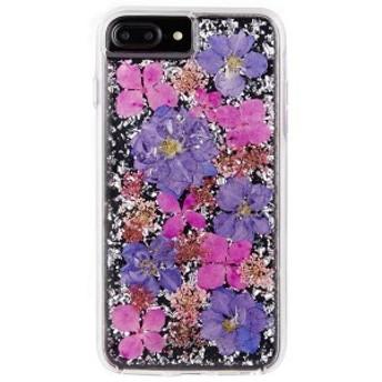 ケースメイト(Case-Mate)/iPhone8 Plus対応ケース Karat Petals Purple