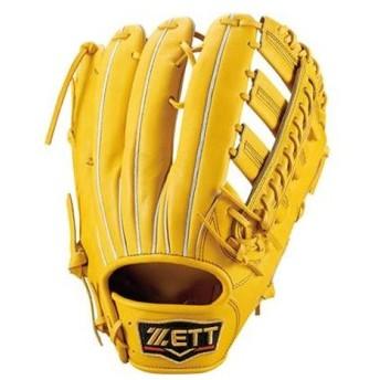 ゼット ZETT プロステイタス 軟式用グラブ 外野手用 野球 軟式 グローブ 外野手用