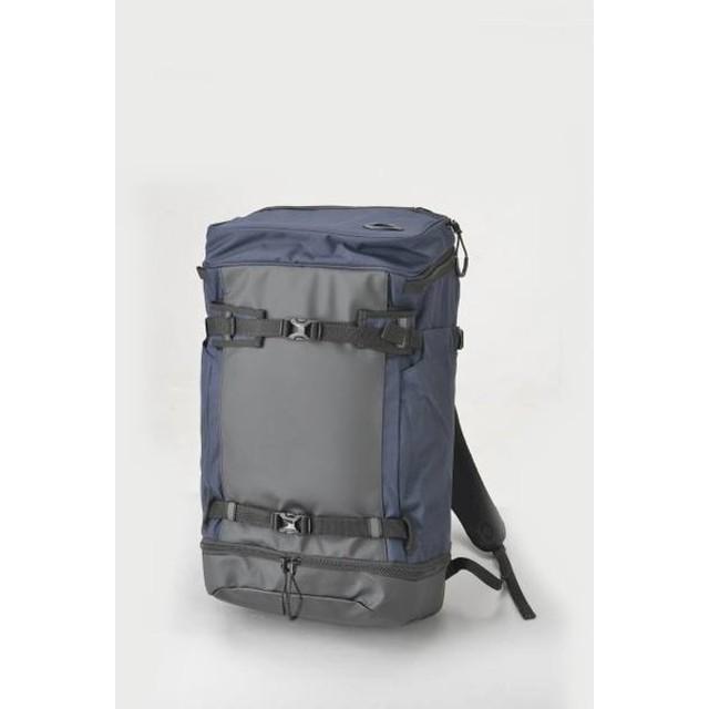 オークリー バックパック ESSENTIAL BOX PACK M 3.0 25L デイパック リュック : ネイビーブラック OAKLEY