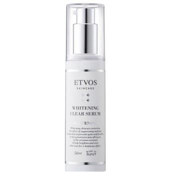 ETVOS エトヴォス 薬用ホワイトニングクリアセラム 50mL