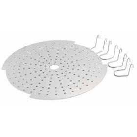 「圧力鍋 15・20L用」 棚板[710055](ホワイト)