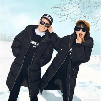冬 メンズジャケット暖かい 保温 充填綿 メンズコートスリム修身厚くするメンズ ファッション コート