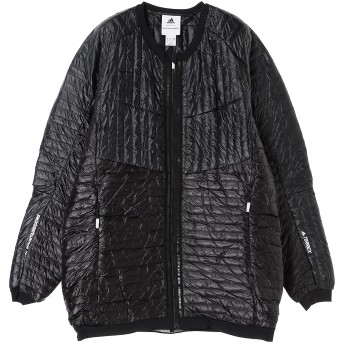 White Mountaineering adidas MICRODOWN JACKET ナイロンジャケット,ブラック