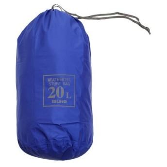 イスカ(ISUKA) 13 Weather Stuff Bag 20L RBL (Men's、Lady's)
