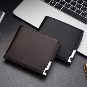 財布 メンズ 二つ折り メンズ 二つ折り メンズ レディース財布 サイフ さいふ 男性 折財布 大きい小銭入れ 多機能 大容量 カード多収納