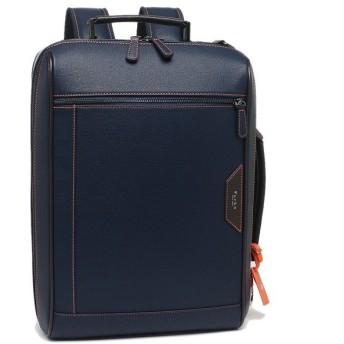 フルボデザイン リュックサック バッグパック メンズ Furbo design FRB021 DNBR ネイビー ブラウン