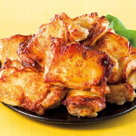 若鶏のあぶり焼き