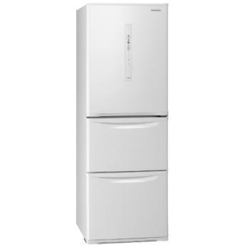 NR-C340CL-W 冷蔵庫 ピュアホワイト [3ドア /左開きタイプ /335L]