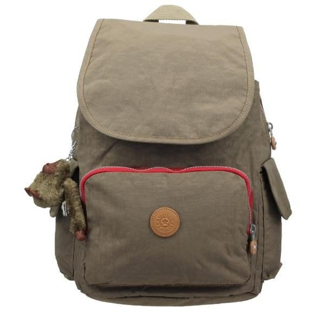 KIPLING キプリング バックパック CITY PACK B K12147 22X TRUE BEIGE