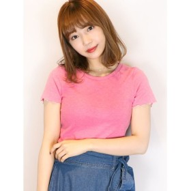【48%OFF】 ダズリン メローTシャツ レディース ピンク F 【dazzlin】 【セール開催中】
