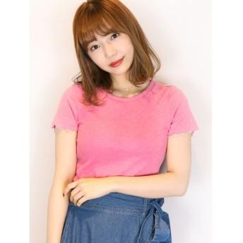 【54%OFF】 ダズリン メローTシャツ レディース ピンク F 【dazzlin】 【セール開催中】