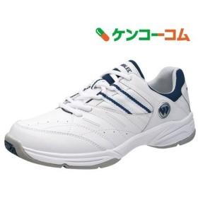 アサヒ ウィンブルドン WL-3500 ホワイト/ネイビー 23.5cm ( 1足 )/ ウィンブルドン(WIMBLEDON)