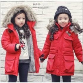 7bf015347c050 子供服 子供コート 男の子 アウター 男児 女の子 ジャケット 韓国子供 ファーコート キッズ 防寒 女児