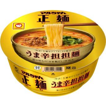 マルちゃん正麺 カップ うま辛担担麺 (121g)