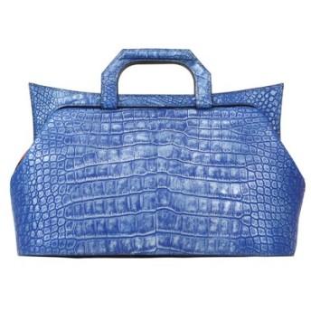 crocodile handbag 受注製作