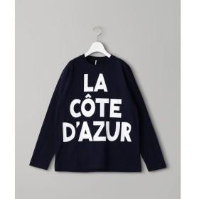UNITED ARROWS / ユナイテッドアローズ <m's braque(エムズ ブラック)>COTE D プリント Tシャツ
