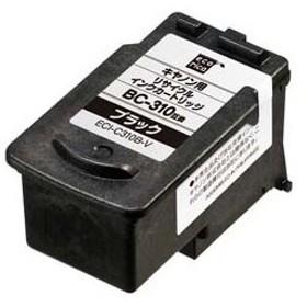 ecorica/エコリカ  リサイクルインクカートリッジ ECI-C310B-V ブラック