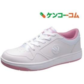 アサヒ ウィンブルドン 037 ホワイト/ピンク 24.5cm ( 1足 )/ ウィンブルドン(WIMBLEDON)