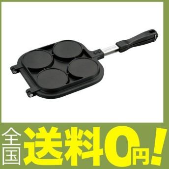 キャプテンスタッグ(CAPTAIN STAG) バーベキュー BBQ用 キャストアルミ パンケーキ メーカーUG-3006