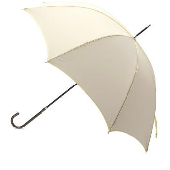 grove(グローブ) 晴雨兼用バイヤスストライプパイピング長傘