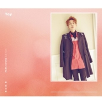 Block B/Toy (Japanese Version) (Park Kyung Edition)(+dvd)(Ltd)