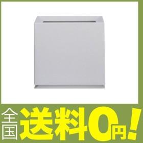 イデアコ ゴミ箱 チューブラー ブリック グレー 8.5L