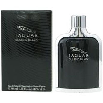 ジャガー ジャガークラシック ブラック オードトワレ EDT 40mL 【香水】 メンズ