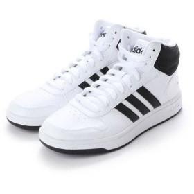アディダス adidas ADIHOOPS MID 2.0 (ホワイト/ブラック)