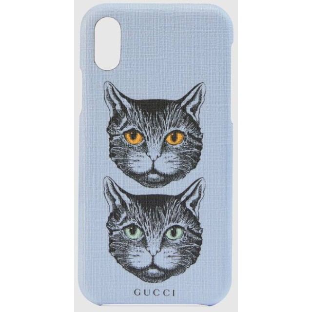 check out 67aa2 883f0 オンライン限定 ミスティックキャット iPhone X/XS ケース 通販 ...