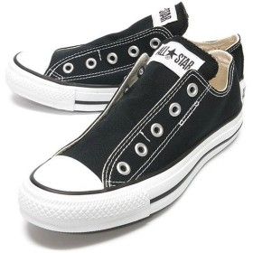フットプレイス コンバース オールスター スリップ3 CONVERSE ALL STAR SLIP3 ユニセックス ブラック 29cm 【FOOT PLACE】