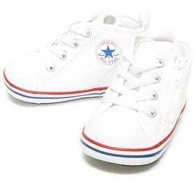 フットプレイス(キッズ) コンバース ベビー オールスターN Z CONVERSE BABY ALL STAR N Z レディース ホワイト 13cm 【FOOT PLACE(Kids)】