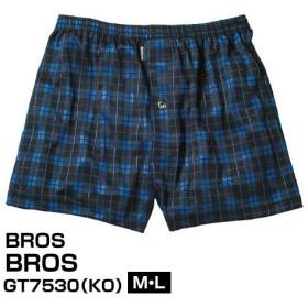 メンズ トランクス BROS ブロス GT7530 KO サイズM・L_4931303382912_11
