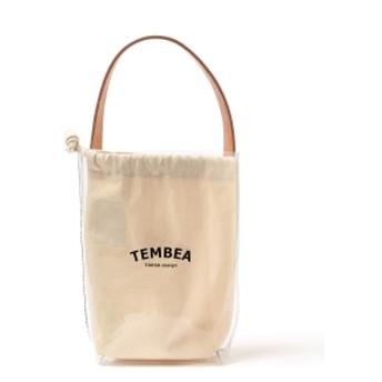 TEMBEA / PVC ミニ バゲット バッグ 19 キッズ トートバッグ CLEAR 15259