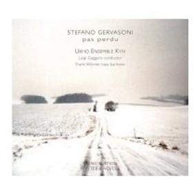 ジェルヴァゾーニ、ステファーノ(1962-) / 『Pas perdu』 ルイージ・ガゲーロ&Ukhoアンサンブル、フランク・