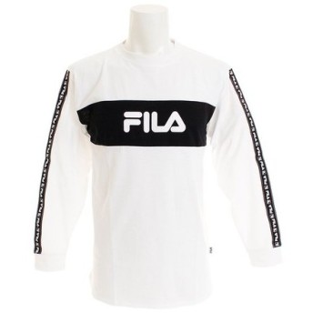 フィラ(FILA) ロングTシャツ FM4641-01 (Men's)