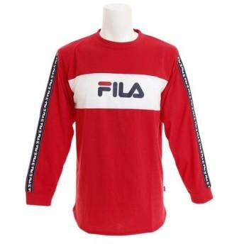 フィラ(FILA) ロングTシャツ FM4641-11 (Men's)
